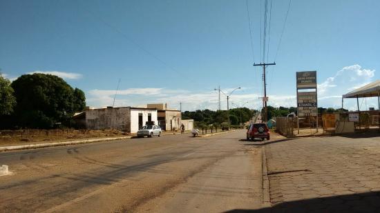 Aragoiania: Avenida Principal