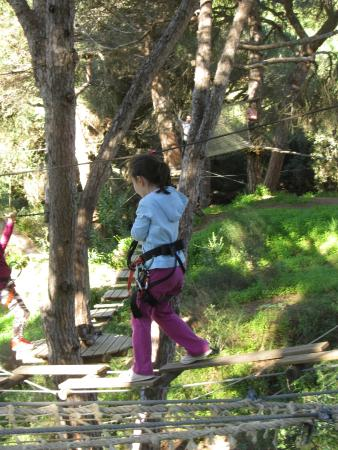 Luso Aventura Albufeira: 6 years old, first time