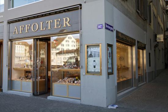 Max Affolter Uhren & Bijouterie