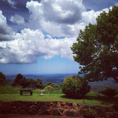 Clouds of Montville Eco Resort and Spa : From the balcony