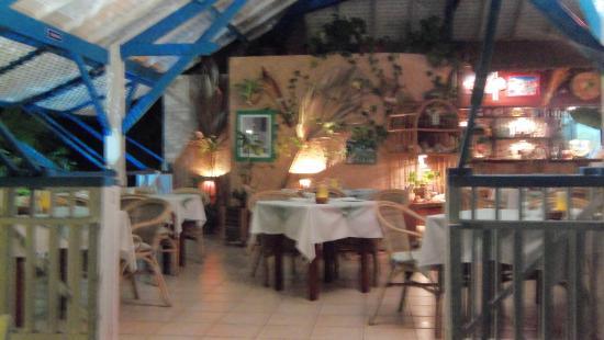 Le Planteur: Charming interior