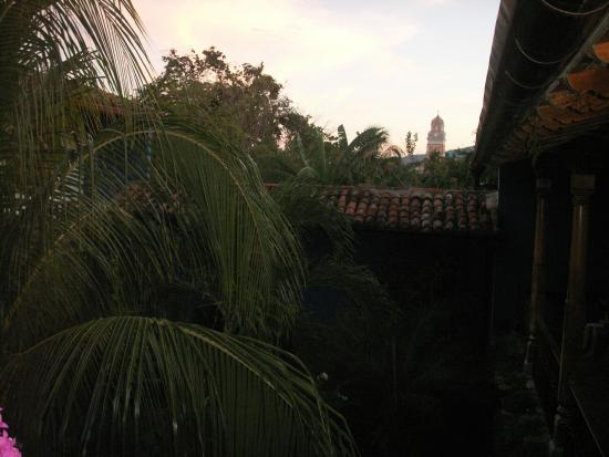 Miss Margrit's Guest House: View from the room