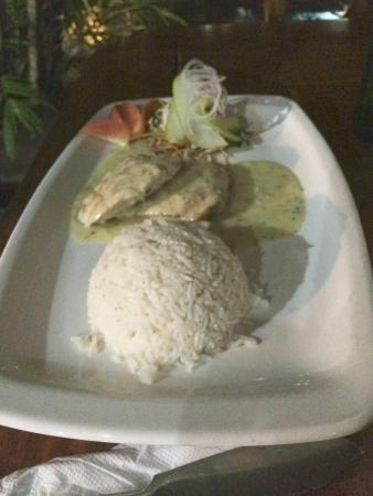 La Goulue: Uno dei piatti