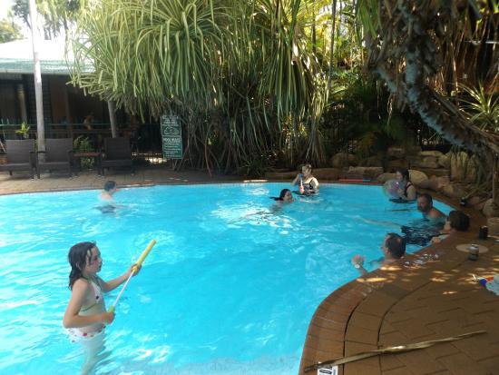 Palms City Resort: Nice Shade