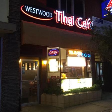 Thai Food In Westwood Ca