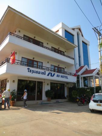 AV Hotel: Exterior