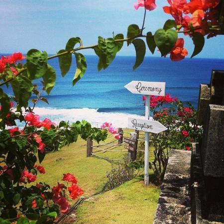 Uluwatu Surf Villas Best Wedding Venue In Bali