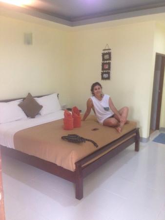 Koh Yao Beach Bungalows: Habitacion nueva!