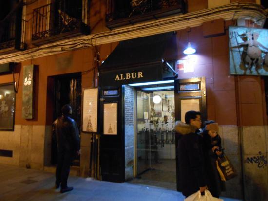 Restaurante Albur : Exterior