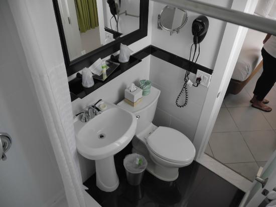 Penguin Hotel South Beach Bathroom