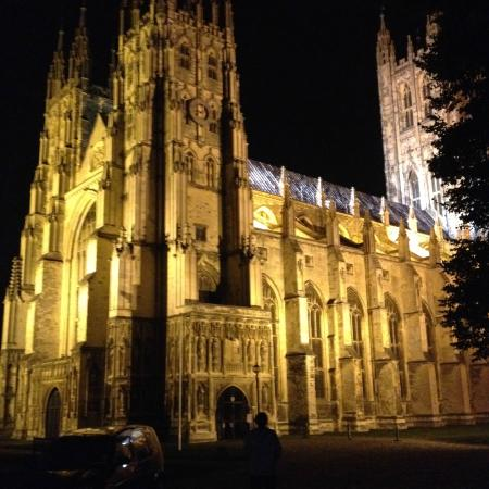A-of Canterbury Cathedral ... - Picture of Canterbury Cathedral Lodge, Canterbury - TripAdvisor