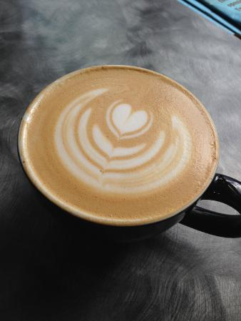 Lemonjello's Coffee: Comfort Latte