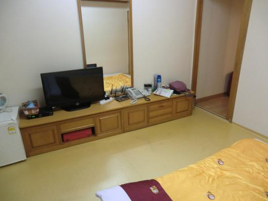 Hotel Angel: korean ondol room