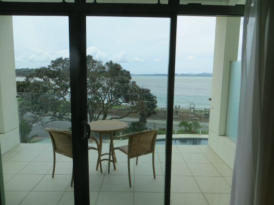 Paihia Beach Resort & Spa: view