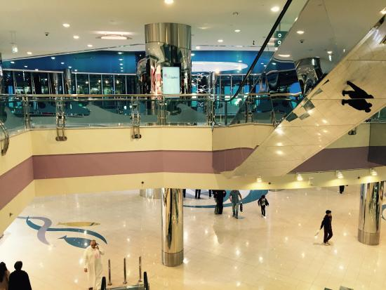 Marina Mall: View of the second Floor