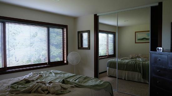 Boynton's Kona B&B: Schlafzimmer