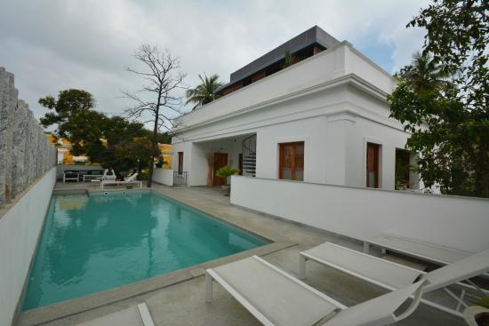 Swimming Pool Picture Of La Villa Pondicherry Tripadvisor