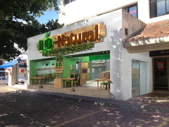 BIO-Natural 2015. 10 st between Costituyentes. Next Scotiabank.  Behind Quinta Alegría