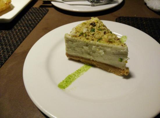 Cafe Lota: Cheesecake