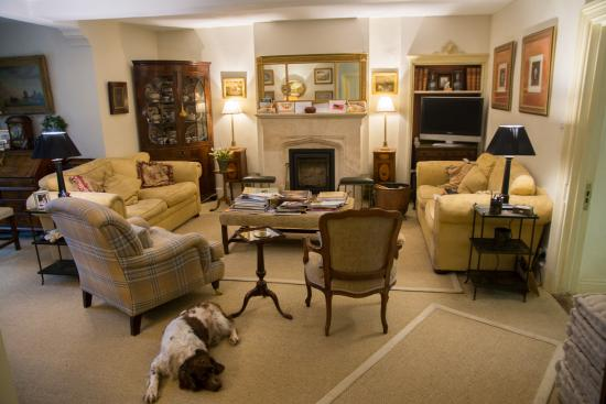 Home Farm Bed & Breakfast: living room on the ground floor