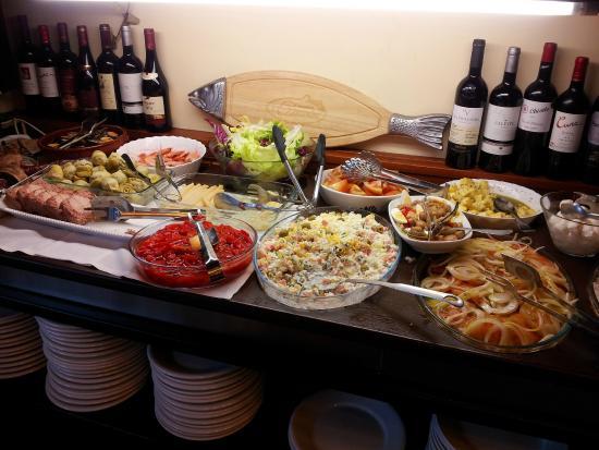Restaurant Font Blanca: como en casa