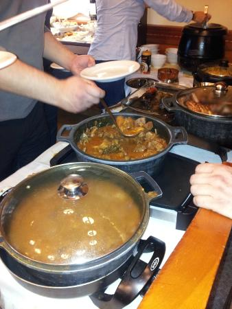 Restaurant Font Blanca: ful equip