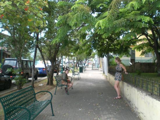 Isabel Segunda: Street view