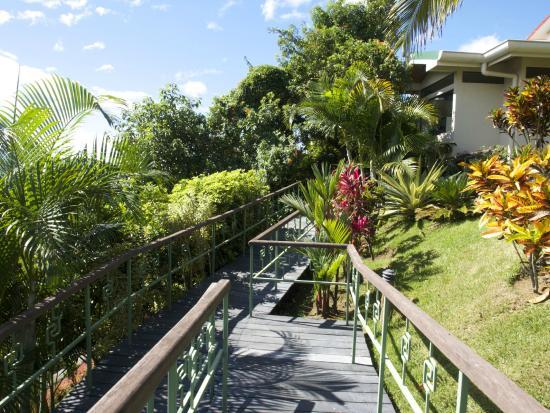 Hotel Buena Vista: Buena Vista pathway