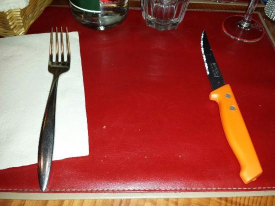 Alan Peru: Couteaux, la grande classe!