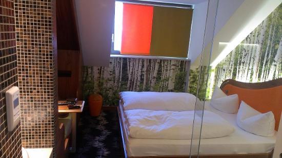 Hotel Cocoon Sendlinger Tor: Camera