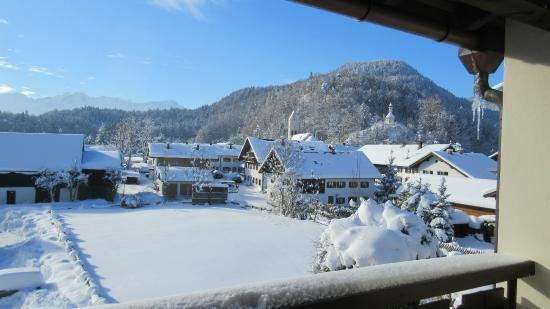 Hotel Forsthaus: Lots of snow