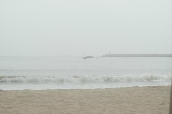 Estado de Lagos, Nigéria: Tarkwa Bay waters.