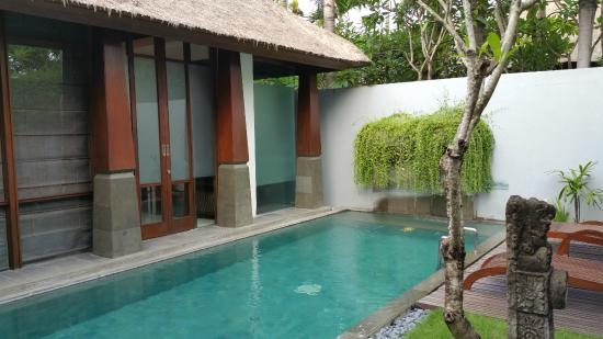 The Kayana Bali: Villa with private pool
