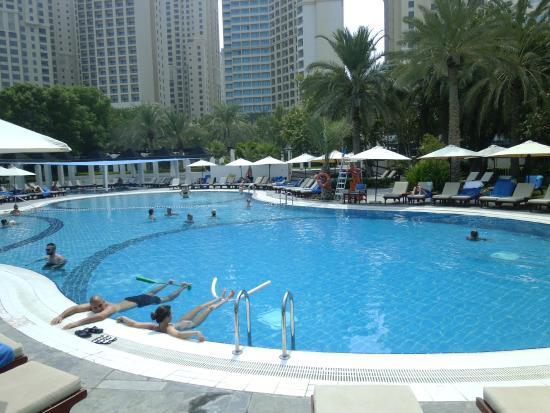 View From Balcony Room 639 Picture Of Sheraton Jumeirah Beach Resort Dubai Tripadvisor