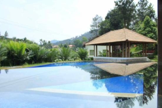 Vandiperiyar, India: swimming pool