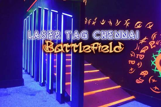 Laser Tag Chennai
