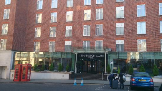 Holiday Inn London - Kensington High Street: Ingresso Hotel