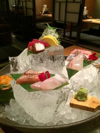 Seasonal Fish & Veggies, Isoichi Nishiumeda