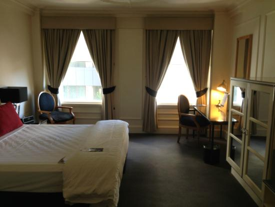Vibe Savoy Hotel Melbourne: Old but classy