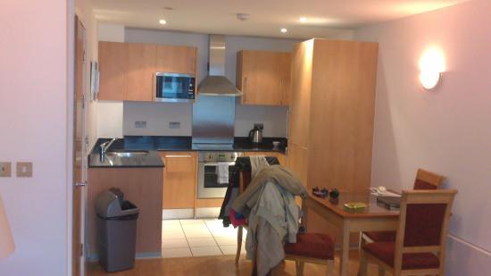 Cocina - Picture of Marlin Apartments - Empire Square, London ...