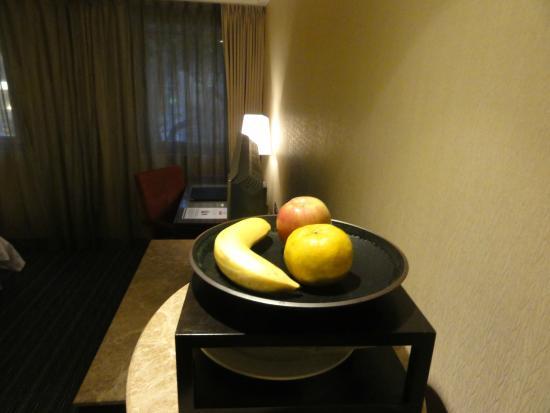 Royal Biz Taipei : 部屋2
