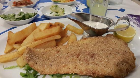 Rosemary - Fish Restaurant: Cod at RoseMarine