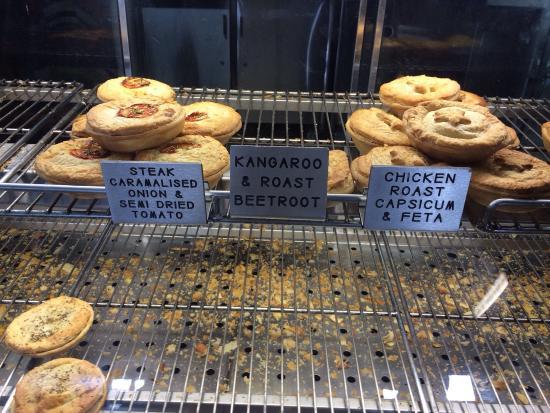 Hayden's Pies: All types