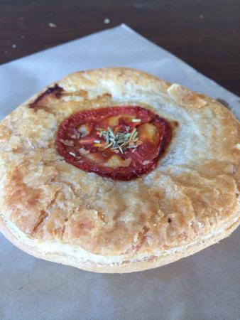 Hayden's Pies: Steak, caramelised onion & sundried tomato