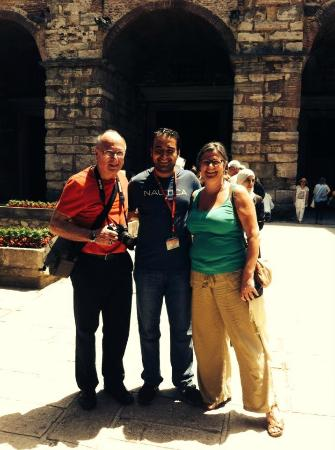 Istanbul Sightseeing Tours: hagiasofia was great