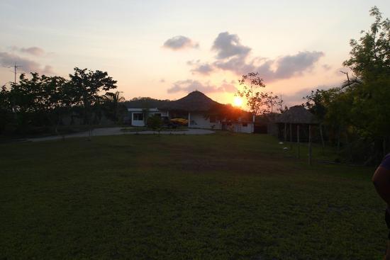 Mayan World Adventures: Camping Place