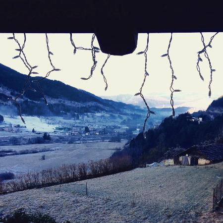 Albergo Garni Fonte dei veli : Vista dalla camera Renna