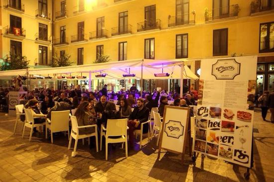 Terraza De Cheers 2014 Picture Of Cafe Bar Cheers Malaga