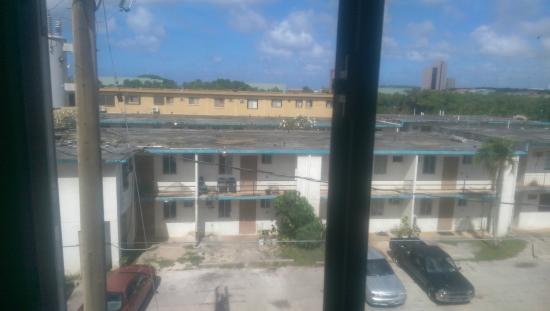 Wyndham Garden Guam : Centrally located within Guam slums