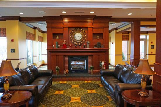 Hilton Garden Inn Bangor: lounge